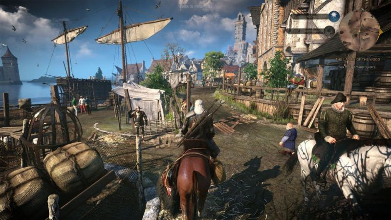 Image result for the witcher 3 wild hunt