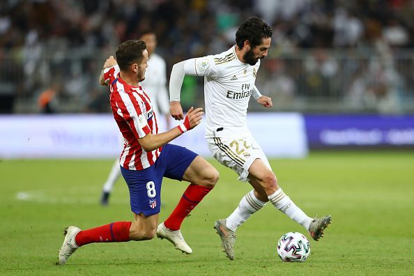 Isco will decide on his future after the Euros