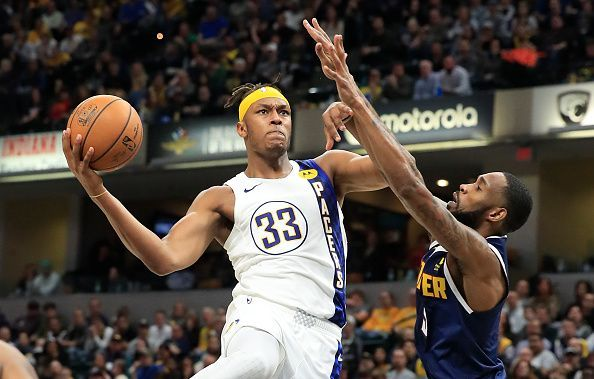 Myles Turner will play a big role for the Pacers