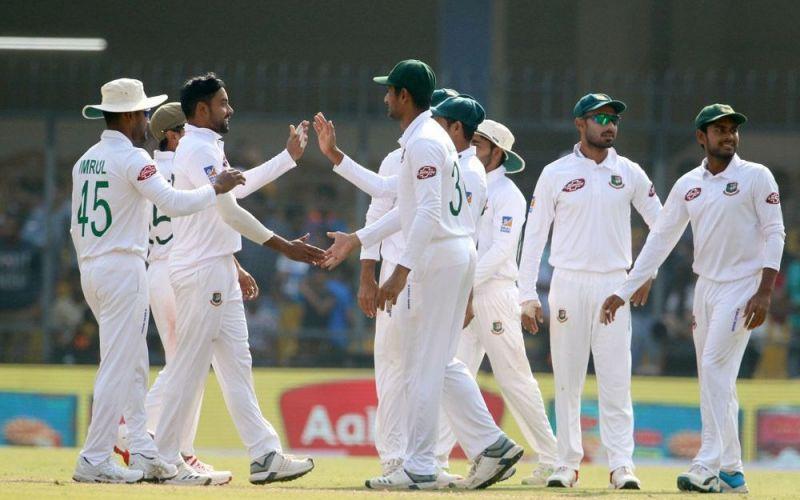 बांग्लादेश टेस्ट टीम (Photo-BCCI)