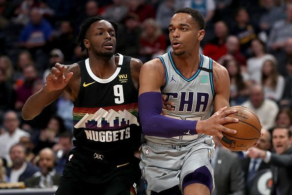 Charlotte Hornets v Denver Nuggets Miami Heat v Indiana Pacers Minnesota Timberwolves v Indiana Pacers