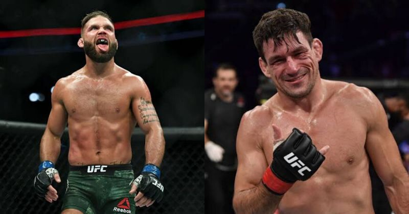 Jeremy Stephens and Demian Maia.
