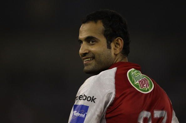 Most of Irfan Pathan