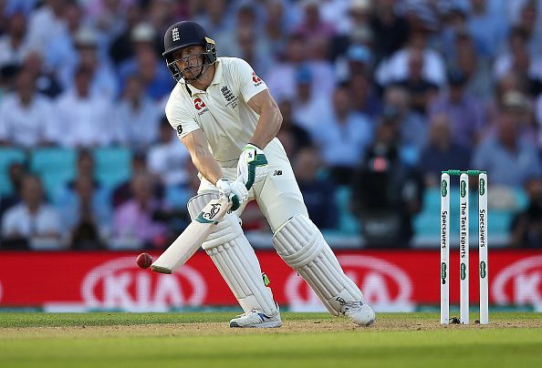 England v Australia - 5th Specsavers Ashes Test: Day One