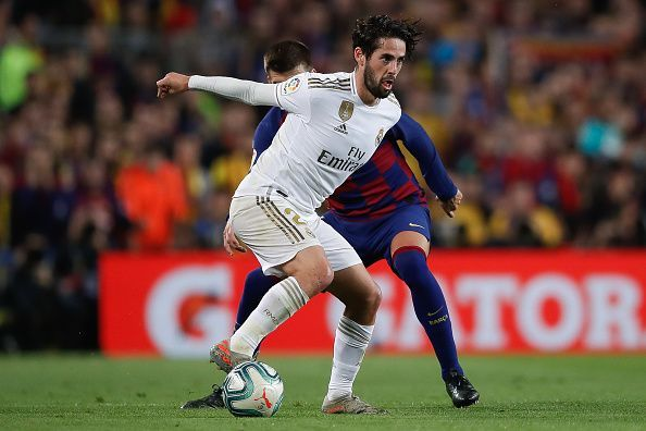 Could Isco be heading to the Premier League?
