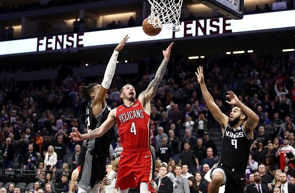 New Orleans Pelicans might be open to trading Redick