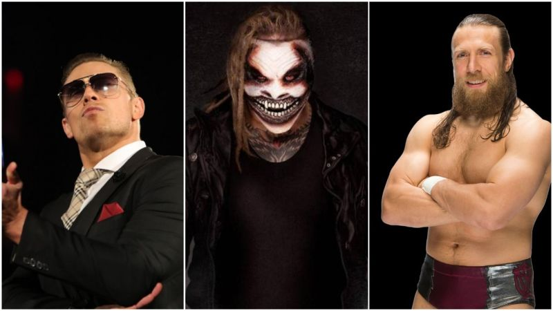 WrestleMania 36: The Fiend vs Daniel Bryan vs The Miz for the Universal Championship?