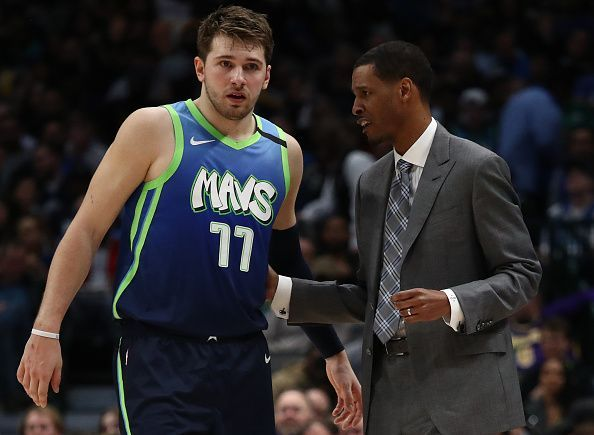 Luka Doncic remains pivotal for the Mavs