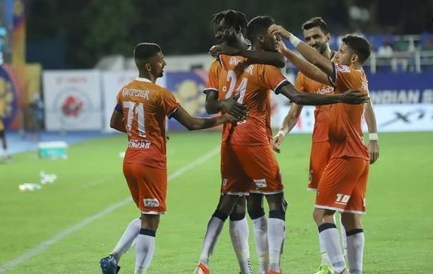FC Goa are level on points at the top of the ISL table, with ATK