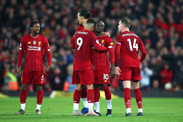 Liverpool have been emphatic this season