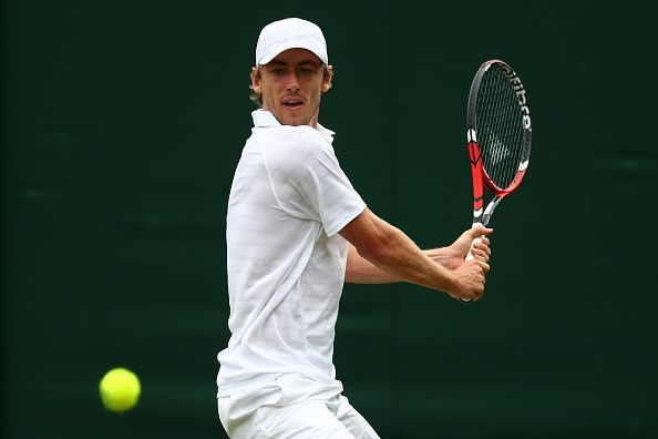 Millman has a solid backhand and is great defensively too.