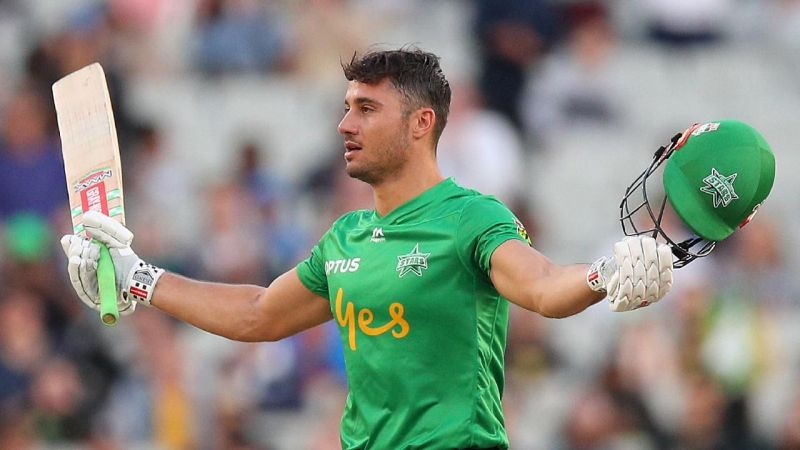 Marcus Stoinis might make an Australian come back soon