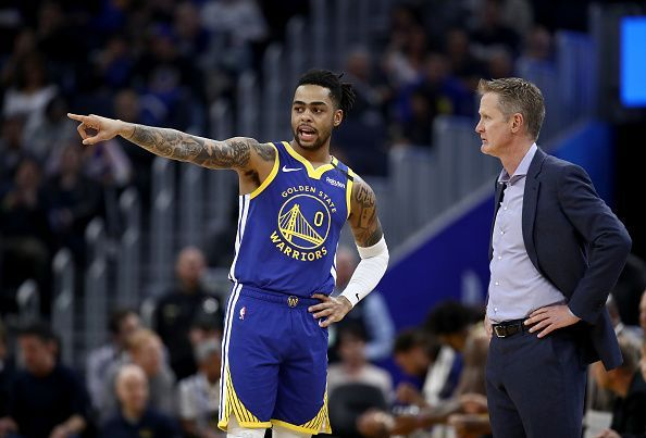 The Warriors are arguably the worst team in the NBA this season