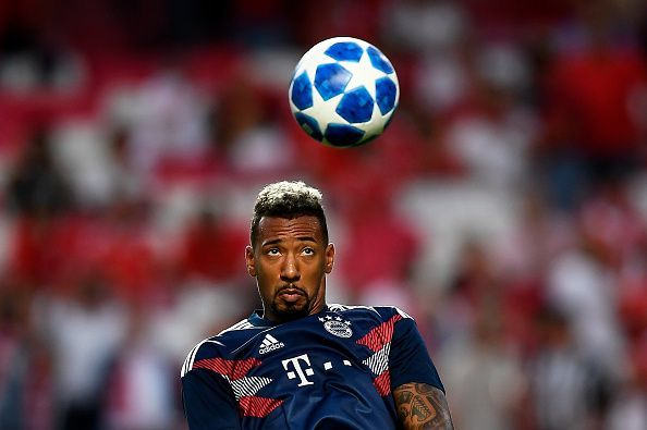 Could Jerome Boateng switch to the Premier League?