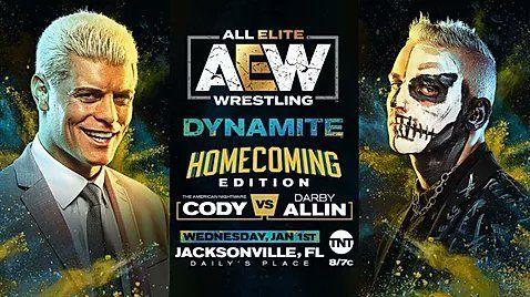 Cody will take on Darby Allin