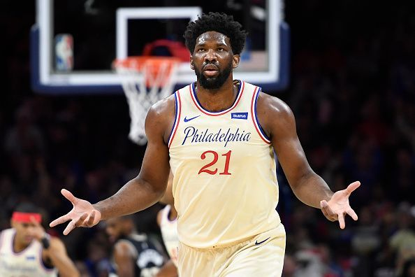 Joel Embiid has struggled with injuries for much of his career
