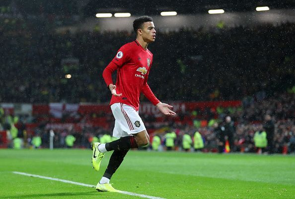 Mason Greenwood has been superb for Manchester United