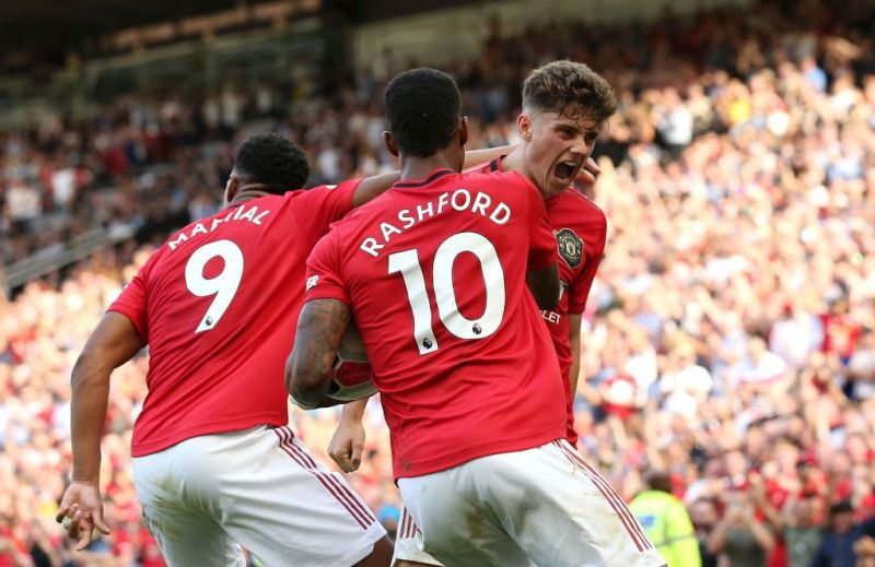 Daniel James has been a breath of fresh air for United