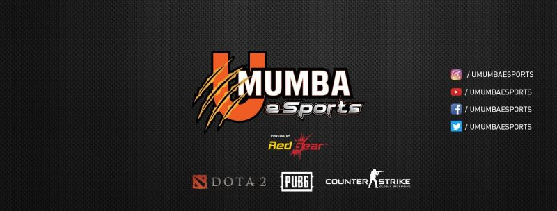 U Mumba eSports announced their PUBG Mobile teams.