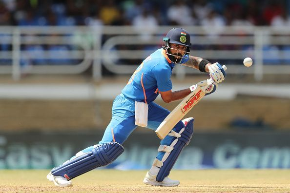 Virat Kohli: The mainstay of the Indian batting line-up