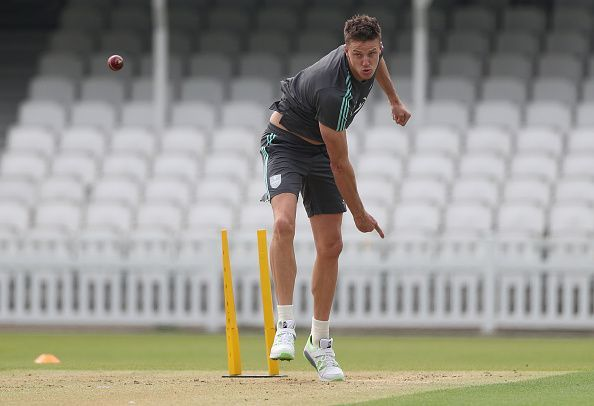 Morne Morkel would represent the Perth Scorchers in the BBL