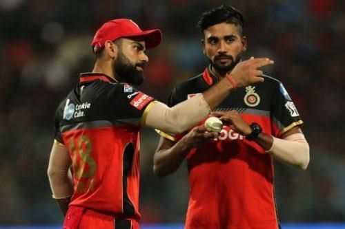 Mohammed Siraj may warm the bench in IPL 2020