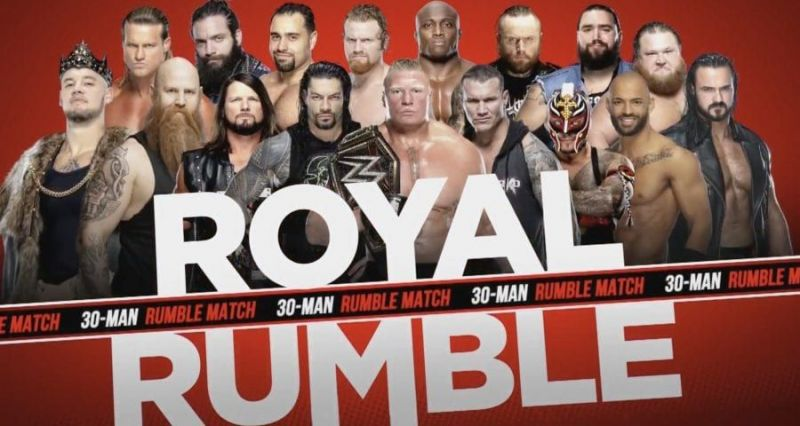 Image result for the royal rumble 2020