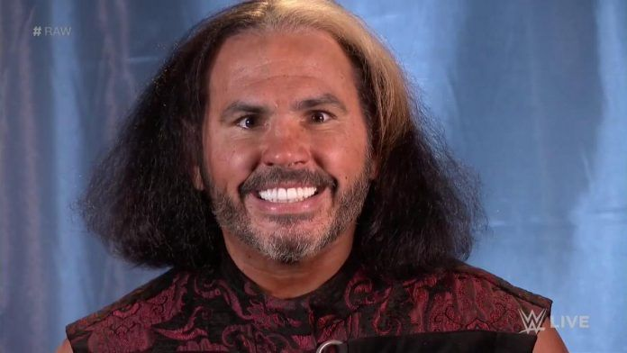 Hardy would be a major player in AEW