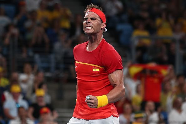 Rafael Nadal will have several records on his mind at this year