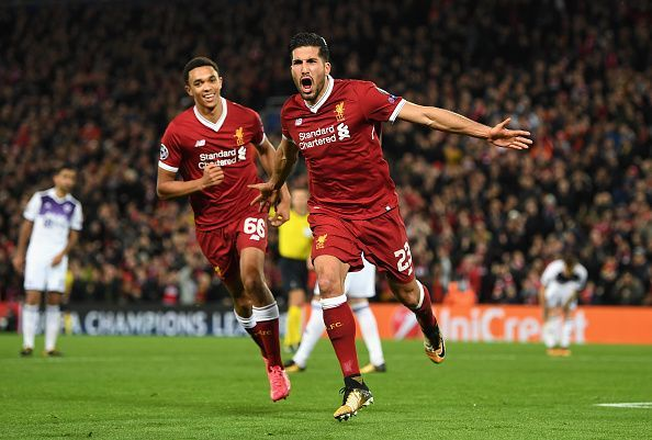 Emre Can for Liverpool