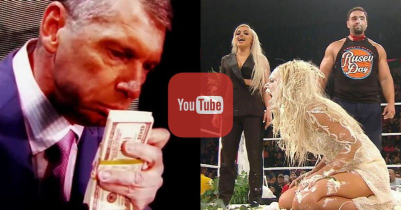 YouTube is a very important avenue for WWE.