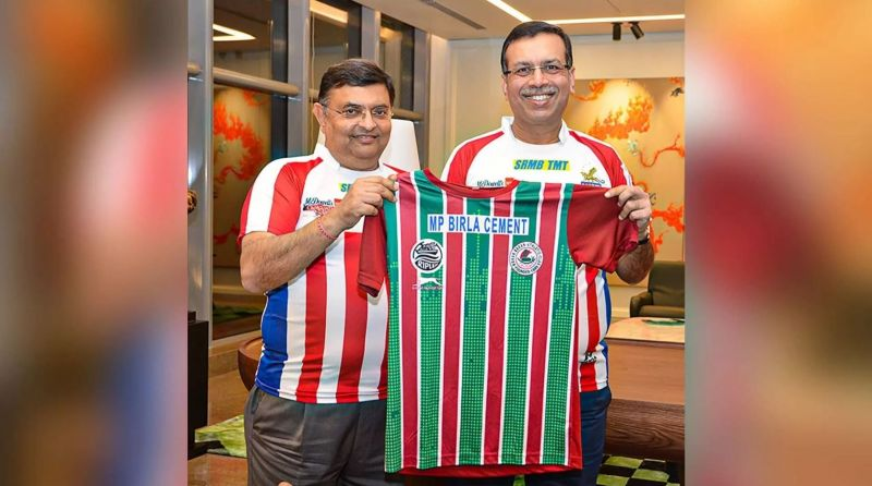 RPSG Group, which owns and manages ATK FC will acquire 80 per cent share in the merged club.