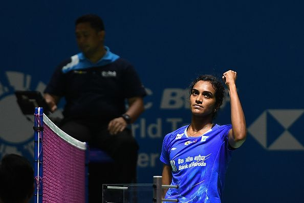PV Sindhu finally won the World Championship in 2019