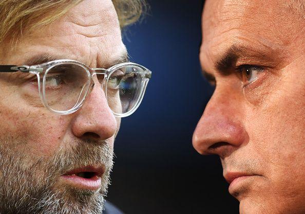 Jose Mourinho will meet Jurgen Klopp again as LFC face Spurs this weekend