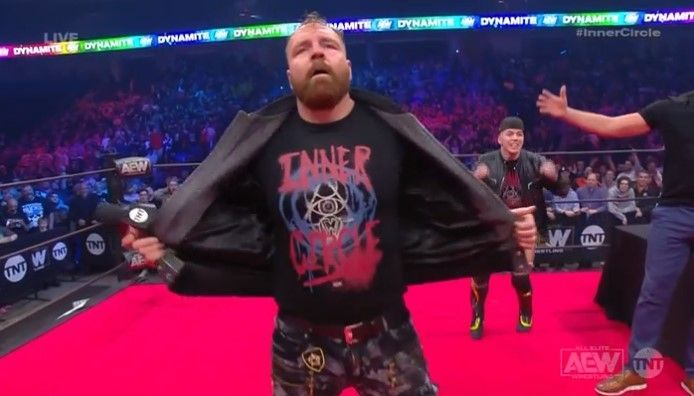Jon Moxley swerved everyone by almost joining The Inner Circle!