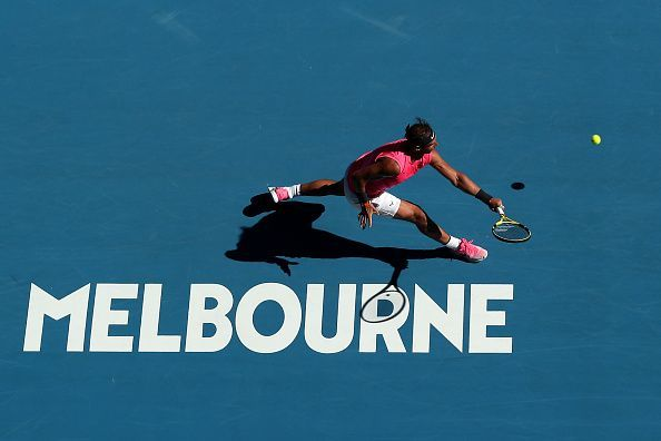 Nadal has looked sharp in his movement and has been striking the ball beautifully.