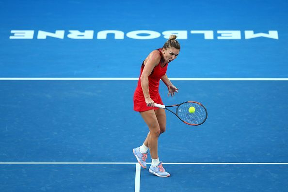 Simona Halep is a former finalist at the year