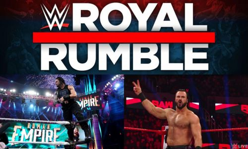 when is wwe royal rumble 2020