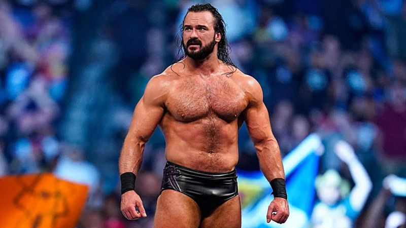 Drew McIntyre made history at the Royal Rumble!