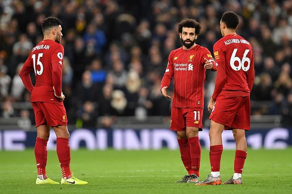 Liverpool continue to look unstoppable