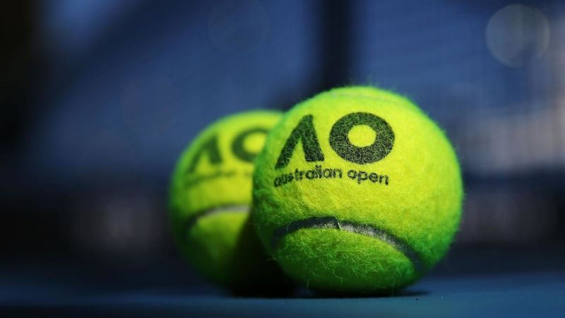 The first tennis grand slam of the year is underway Down Under