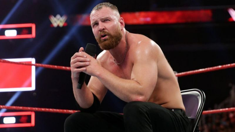 Jon Moxley now works for AEW
