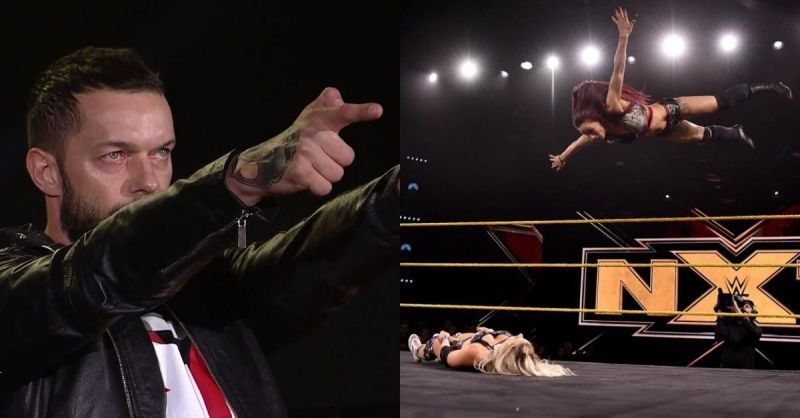 NXT का यह एपिसोड शानदार था