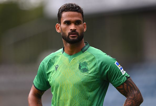 Real Sociedad striker Willian Jose is currently linked with a move to Tottenham