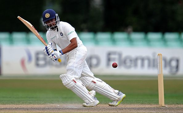 Prithvi Shaw had picked up an injury while playing for Mumbai in Ranji Trophy 2019-20