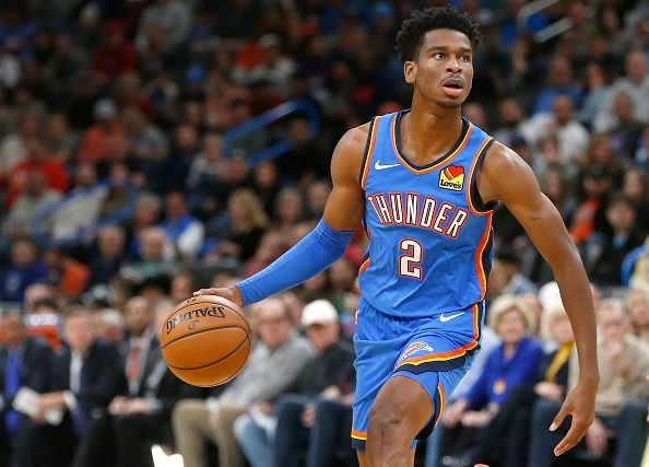 The Oklahoma City Thunder travel to Minnesota to face the Timberwolves