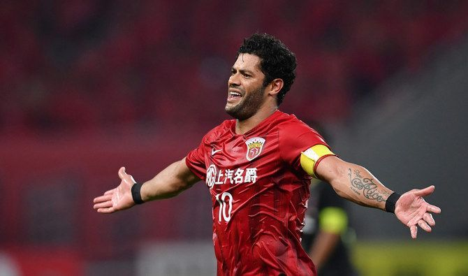 Hulk has been a huge success in China since his move to Shanghai SIPG