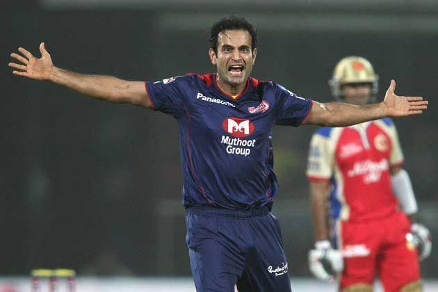 Irfan Pathan had a stop-start IPL career