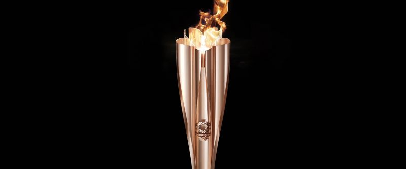 The Tokyo Olympics 2020 torch will be powered by Hydrogen as part of the eco-friendliness of the Games