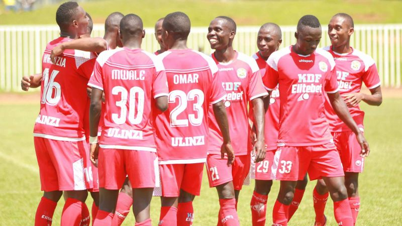 A fantastic return for the Ulinzi Army in the KPL this season